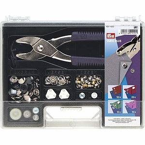Kit Pince VARIO & boutons pressions