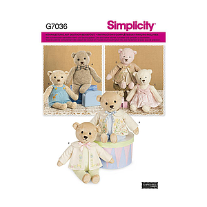 Patron Simplicity 7036.OS  Ours