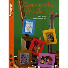 Livre Cartes Textiles de Collection